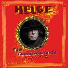 Helge Schneider: Die Reaktion: The Last Jazz Vol. II, 2 LPs