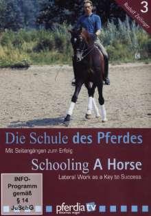 Die Schule des Pferdes 3 - Mit Seitengängen..., DVD
