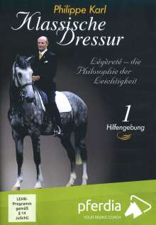 Klassische Dressur 1 - Hilfengebung, DVD