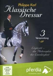 Klassische Dressur 3 - Versammlung, DVD