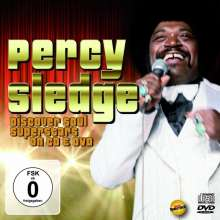 Percy Sledge: Discover Soul Superstars (CD + DVD), CD