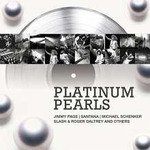 Platinum Pearls, CD