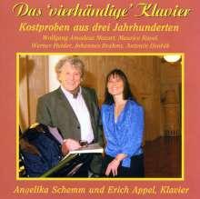 Angelika Schemm & Erich Appel,Klavier, CD