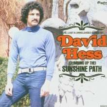 David Hess: Climbing Up The Sunshine Path, CD