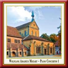 Wolfgang Amadeus Mozart (1756-1791): Klavierkonzerte Nr.17 & 23, CD