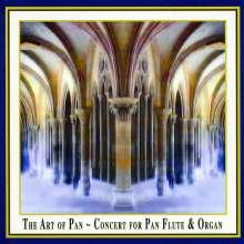 Musik für Panflöte & Orgel - The Art of Pan, CD