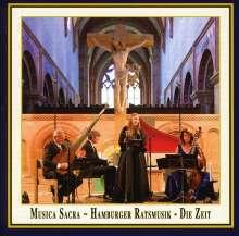 Hamburger Ratsmusik - Die Zeit, CD