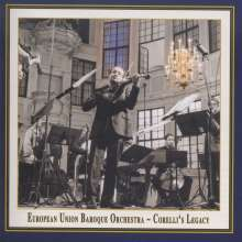 European Union Baroque Orchestra - Corelli's Legacy, CD
