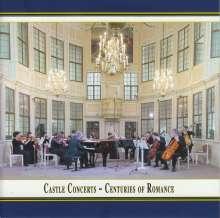 Franz Vorraber - Centuries of Romance, CD