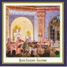 Klangraum Schloss Favorite Rastatt - Galanterie, CD