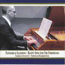 Slobodan Jovanovic - Bach's Sons And The Fortepiano, CD