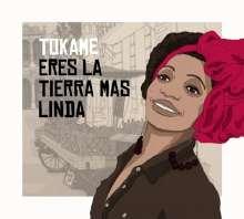 Tokame: Eres La Tierra Mas Linda, CD