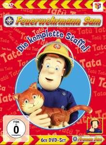 Feuerwehrmann Sam - Die komplette Staffel 5, 6 DVDs