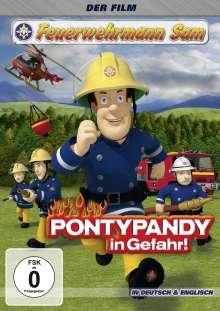 Feuerwehrmann Sam - Pontypandy in Gefahr, DVD
