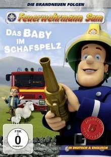 Feuerwehrmann Sam - Das Baby im Schafspelz, DVD