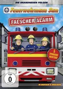 Feuerwehrmann Sam - Falscher Alarm, DVD