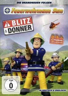Feuerwehrmann Sam - Blitz und Donner, DVD