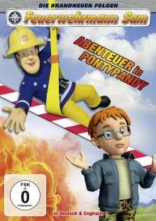 Feuerwehrmann Sam - Abenteuer in Pontypandy, DVD