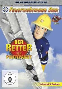 Feuerwehrmann Sam - Der Retter von Pontypandy, DVD