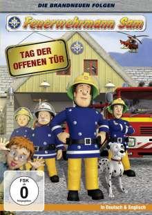 Feuerwehrmann Sam - Tag der offenen Tür, DVD