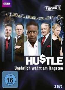 Hustle - Unehrlich währt am längsten Season 5, 2 DVDs