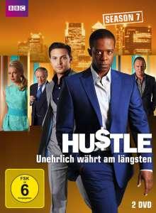 Hustle - Unehrlich währt am längsten Season 7, 2 DVDs