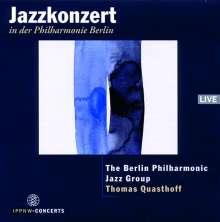 Thomas Quasthoff - Jazzkonzert in der Philharmonie Berlin, CD