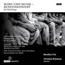 Wort und Musik - Benefizkonzert für Flüchtlinge, CD