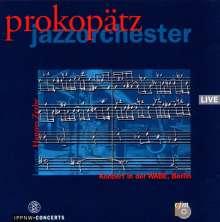 Prokopätz Jazzorchester: Jazzkonzert in der WABE, Berlin 28.10.2005, CD