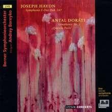 Joseph Haydn (1732-1809): Symphonie Nr.67, CD
