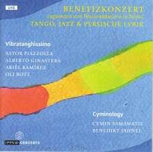Cyminology - Vibratanghissimo, CD