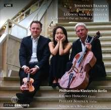 Philharmonia Klaviertrio Berlin - IPPNW-Benefizkonzerte, CD