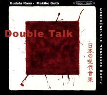 Gudula Rosa & Makiko Goto - Japanische Musik f.Blockflöte & Koto, CD
