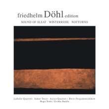 "Friedhelm Döhl (geb. 1936): Streichquartett ""Sound of Sleat"", CD"
