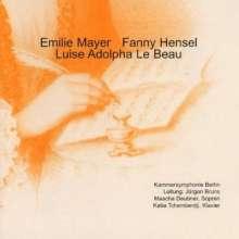 Emilie Mayer (1812-1883): Symphonie Nr.5, CD