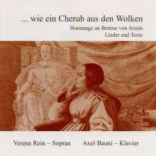 Verena Rein - Wie ein Cherub aus den Wolken, CD
