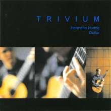 Hermann Hudde - Trivium, CD