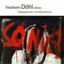 Friedhelm Döhl (1936-2018): Medea-Monolog für Sopran & Kammerensemble, CD