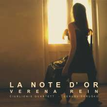 Verena Rein - La Note d'Or, CD