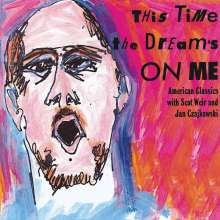 Scot Weir - This Time the Dream's on me, CD