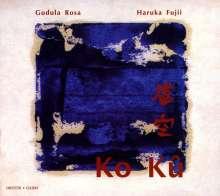 Chinesische und japanische Musik für Blockflöte & Percussion, CD