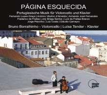 Bruno Borralhinho - Pagina Esquecida, 2 CDs