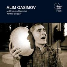 Alim Qasimov & Fargana Qasimova: Intimate Dialogue - Live At Morgenland Festival Osnabrück, CD