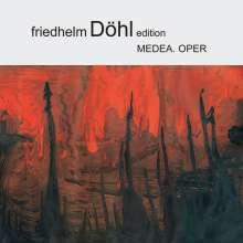 Friedhelm Döhl (1936-2018): Medea, 2 CDs