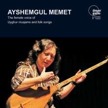 Ayshemgul Memet - Female Voice of Uyghur Muqams & Folksongs, CD