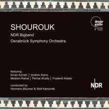 NDR Bigband & Osnabrück Symphony Orchestra: Shourouk (Live), CD