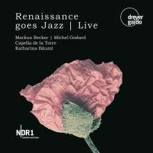 Capella de la Torre - Renaissance goes Jazz, CD