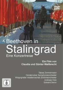 Osnabrücker Symphonieorchester - Beethoven in Stalingrad (Eine Konzertreise), DVD