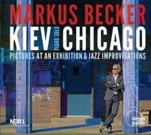 Markus Becker - Kiev Chicago, 2 CDs