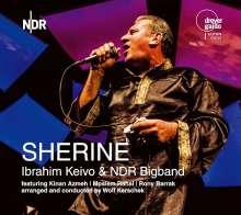 Ibrahim Keivo & NDR Bigband: Sherine: Live 2013, CD